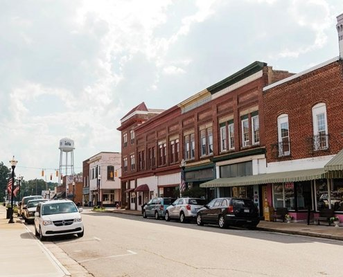 Uptown Selma