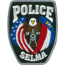Selma Police Patch