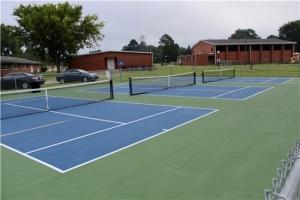 Jacqueline Lacy Tennis Courts